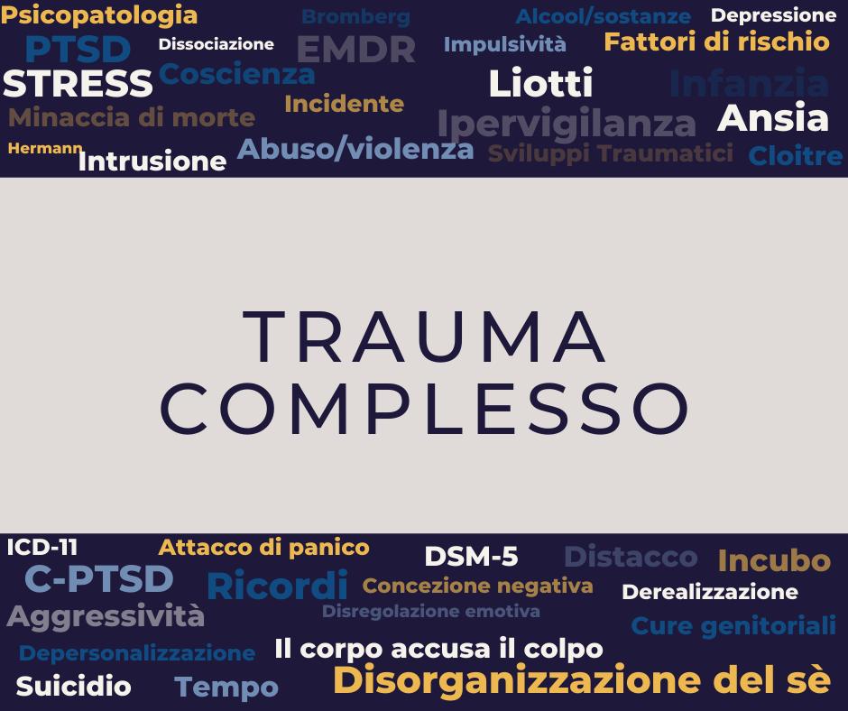 Trauma Complesso - Minders Community per Psicologi e Psicoterapeuti